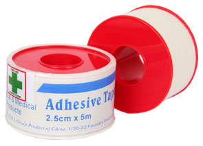 Adhesive Tape Zinc Oxide 2 5cmFirst Aid Adhesive Tape